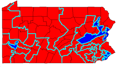 2012_Pennsylvania_congressional_districts_by_party